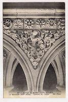 abbaye du mont-saint-michel , la merveille ,tympan du cloître