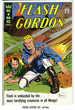 Flash Gordon #5 © May 1967 King Features