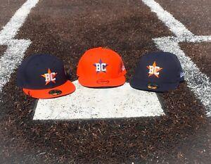 Buies Creek Astros New Era 59/50 Game Hat