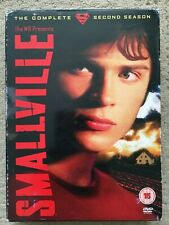SMALLVILLE DVD SEASON 2.