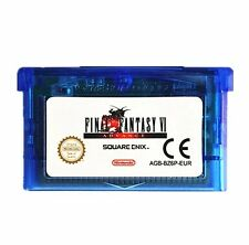 Final Fantasy VI Advance (Nintendo Game Boy Advance, 2007)