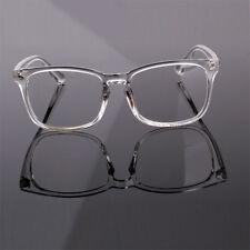 Agstum Womens Men Plain Eyeglasses Clear Lens Full Rim Optical Glasses Frame