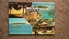 Old Australian Postcard 1970s, Green Island Qld, 4 Scenes