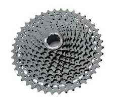 Sunrace MS3 - 10 Speed Wide Range MTB Cassette - Black  / Silver All Sizes
