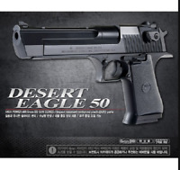Academy Desert Eagle 50 Original Airsoft Pistol BB Shot Gun Toy 17217+Tracking
