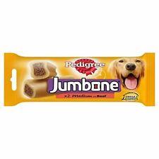 Pedigree Jumbone Medium Dog Treats Beef 2 x 100g (Pack of 4)