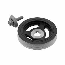 Mazda 3 BL 1.6 MZR CD 30mm Wide Febi Engine TVD Crankshaft Drive Belt Pulley Kit