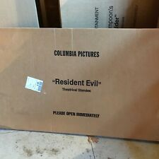 COLUMBIA PICTURES RESIDENT EVIL MOVIE THEATRICAL STANDEE NEW IN BOX