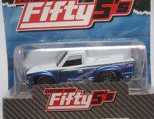 Maisto Datsun 1975 Datsun Truck 620 Blue 8.5cm long