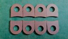 Weber DCOE 45 48 Velocity Stack TROMBA TROMBETTA Scheda Rondelle di acciaio inox x8