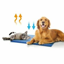 New listing 3 Pack Cooling Mat Cool Gel Pad Cooling Pet Bed Dog Cat Non-Toxic, Water proof