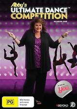 Abby's (Dance Moms) Ultimate Dance Competition - Season 1: NEW DVD