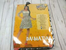 Smiffy's Women's Dalmatian Costume, Dress, Headpiece and Choker, Party Animals,