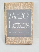Ogg, Oscar THE 26 LETTERS  1st Edition 11th Printing very good condition