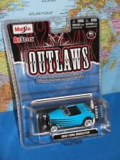 MAISTO ALL STARS OUTLAWS 1932 FORD ROADSTER DIECAST METAL ***BRAND NEW & RARE***