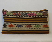 14''x24'' Lumbar Pillow Cover,Handmade Pillow,Vintage Pillow Cover,35x60 cm