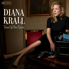 DIANA KRALL - TURN UP THE QUIET CD ~ CONTEMPORARY JAZZ *NEW*