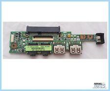 Boton de Encendido + Puerto Usb y Audio Asus EEE PC 1005PE 1005HA 08G2035HA13Q