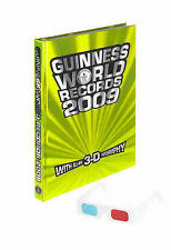 """AS NEW"" , Guinness World Records 2009, Book"