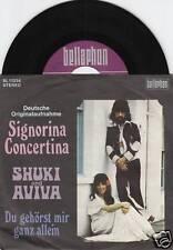 SHUKI & AVIVA Signorina Concertina (German Version) 45