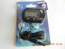 THERMOMETRE DIGITAL POUR AQUARIUM OU TERRARIUM