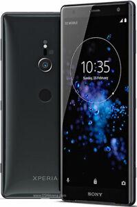 Original Sony Xperia XZ2 Dual Sim H8296 Unlocked RAM 6GB ROM 64GB Andriod phone