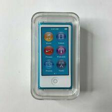 Apple iPod Nano 7th Generation Blue A1446 MD477LL/A (16 GB) NEW