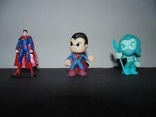 Batman vs. Superman - Walmart, Aquaman & Superman & Deluxe Mini Superman