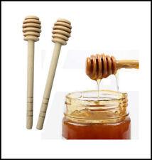 Cuillère à miel en bois