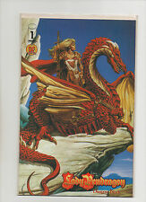 Lady Pendradon Dragon Blade #1 - DF Variant #2495/7500- (Sealed) 1999
