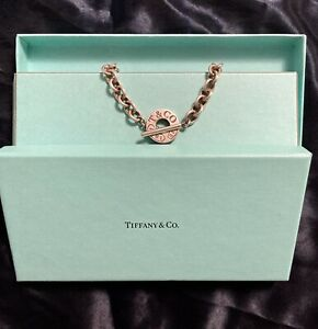 Tiffany & Co Toggle Necklace
