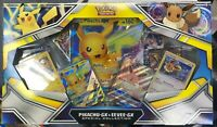 Pokemon TCG: Pikachu & Eevee- GX Special Collection, Brand New And Sealed Box
