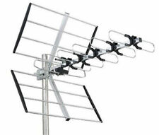 Digital TV Aerial Slx 21 Element High Gain Wideband Freeview HD Outdoor
