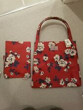 kath kidston shoulder bag and large pouch, brand new with tags rrp  £56
