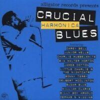 Various Artists - Crucial Harmonica Blues [New CD]