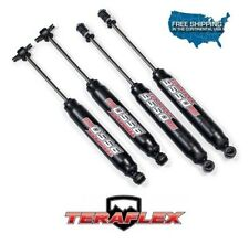 "TeraFlex TJ 3""-4"" 9550 VSS Front & Rear Shocks Kit for 1997-2006 Jeep Wrangler"