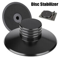 Turntable Disc Stabilizer HiFi Vibration Weight Clamp for LP Vinyl Record Player