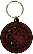 Game Of Thrones Rubber Keychain Targaryen 6 Cm