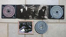 DURAN DURAN - 2 x MCD  White Lines (Don't Do It) Maxi-CD Part 1 & Part 2 Maxi-CD