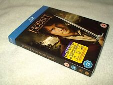 Blu Ray Movie The Hobbit: An Unexpected Journey with card slipcover