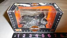 Harley Davidson  Die Cast FLSTF Fat Boy Maisto 1997 New ---rough box
