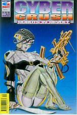 Cyber Crush: Robots in Revolt # 13 (Ian Gibson) (Quality Comics USA, 1992)