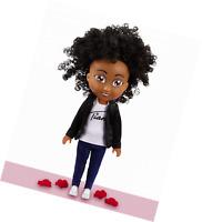 Toys andMe 12207 Totally Tiana Doll, Multi-Colour