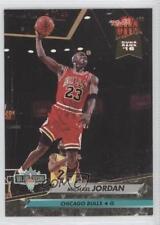 1992-93 Fleer Ultra #216 Michael Jordan Chicago Bulls Basketball Card Mint