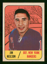 JIM NEILSON 1967-68 TOPPS 67-68 NO 91 EXMINT+ 40235