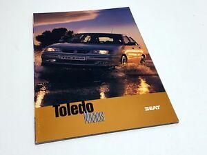 1997 SEAT Toledo Magnus Brochure - Spanish