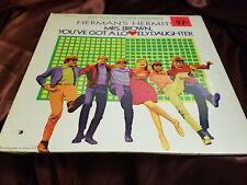 HERMAN's HERMIT Mrs Brown You've Got a Lovely Daughter SEALED Gatefold Vinyl LP!