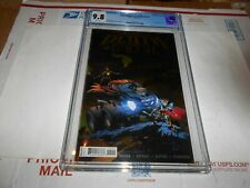 DARK NIGHTS: DEATH METAL #2 CGC 9.8 FOIL COVER (COMBINED SHIPPING AVAIL.)