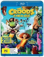 The Croods a Age Blu-ray Region B