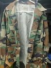 Vtg US Army Rangers jacket.Large height 67-71 chest 41-45.199th infantry brigade